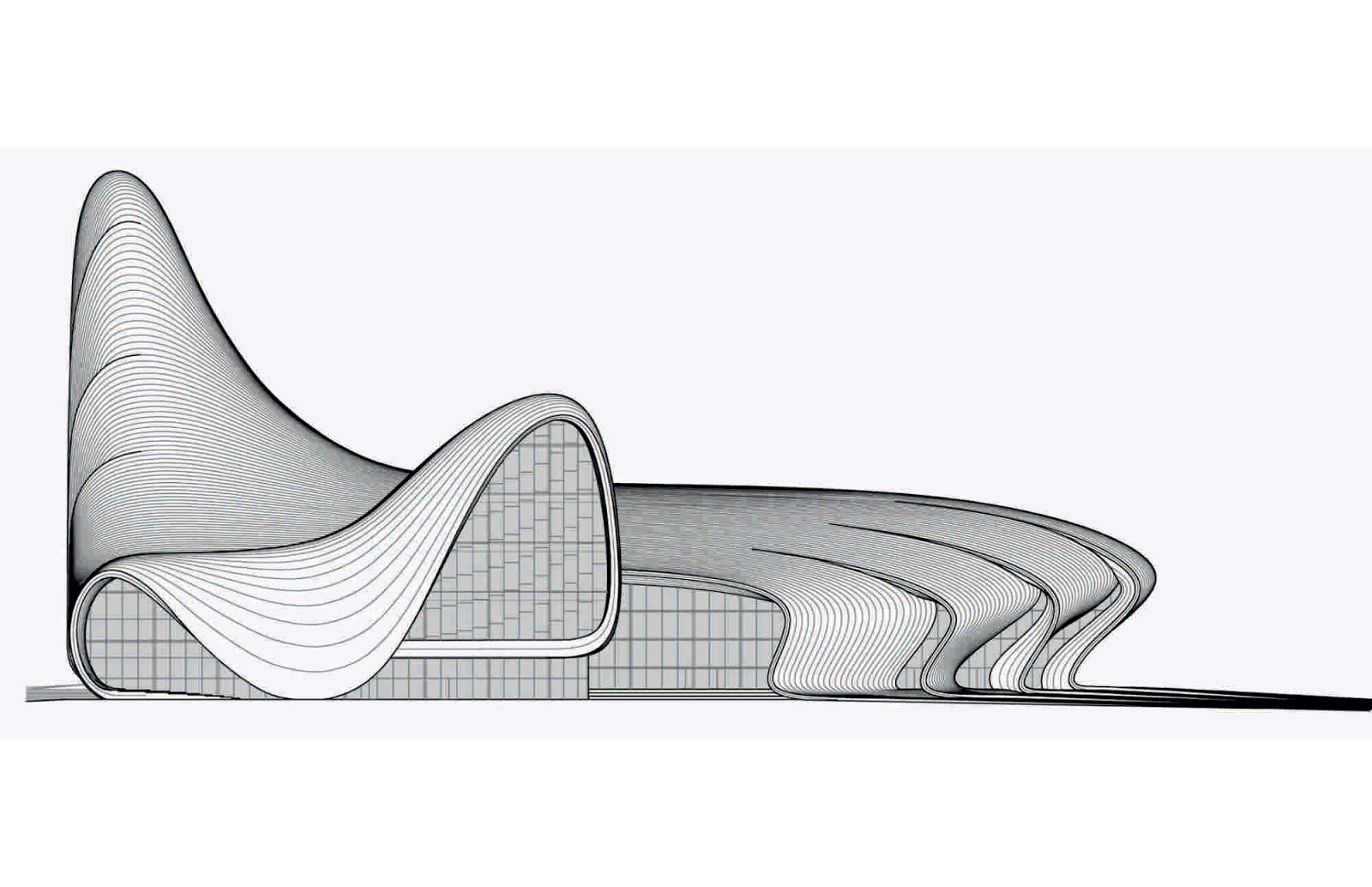 Heydar Aliyev Cultural Center by Zaha Hadid16