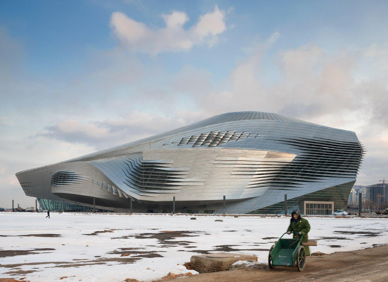 3ds max в современном  архитектурном формообразовании